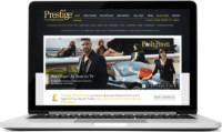 Prestige Pawnbrokers National Brochure Website