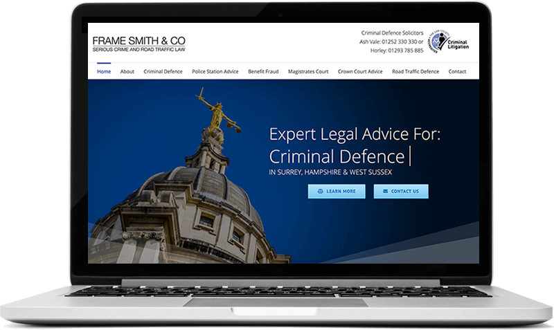 Criminal Defence Solicitors Surrey